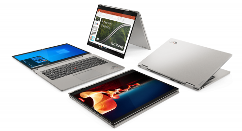 SOON IN CTC-TRADING: - The Thinnest ThinkPad Ever, X1 Titanium Yoga Completes Conference-Optimized X1 Portfolio
